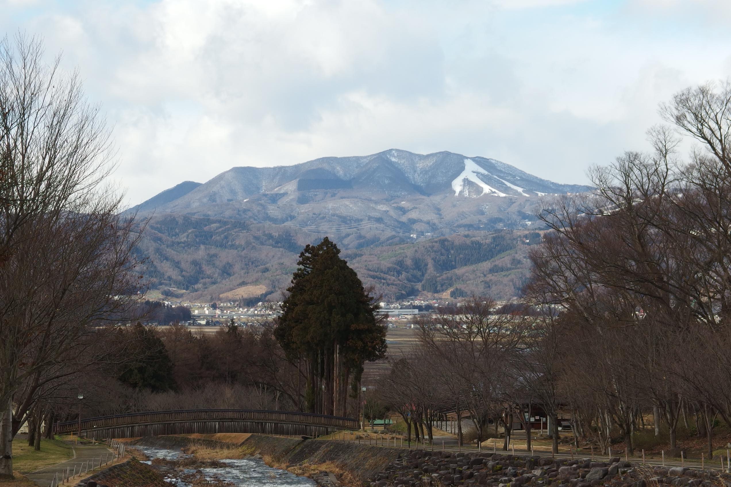 積雪 斑尾 高原
