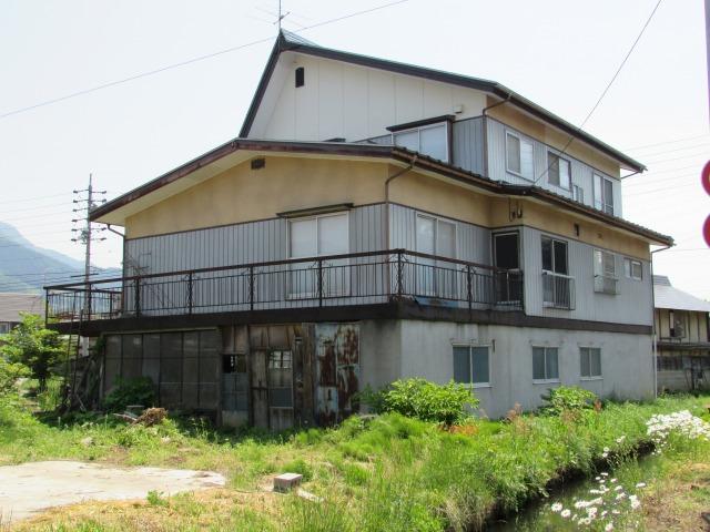 飯山市中古住宅