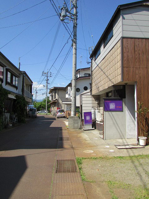長野県飯山市中古店舗